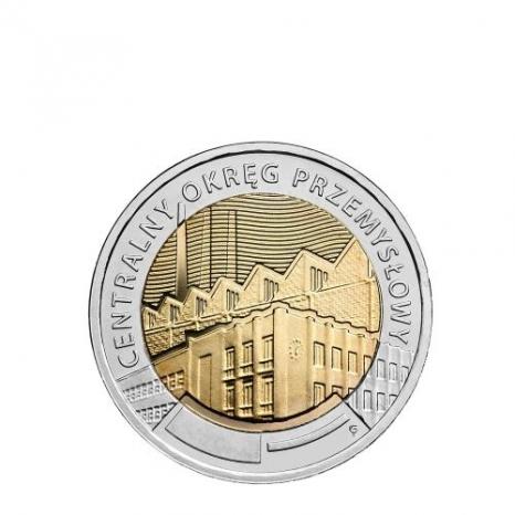 Jubileuszowa moneta COP