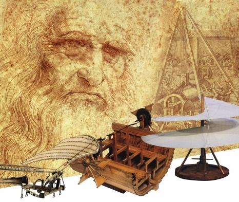 """Oferta edukacyjna do wystawy """"Machiny Leonarda da Vinci"""""""