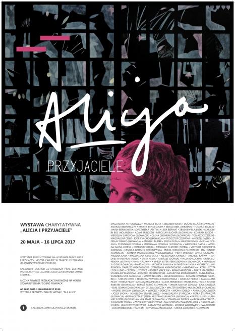 Międzynarodowa wystawa ALICJA I PRZYJACIELE