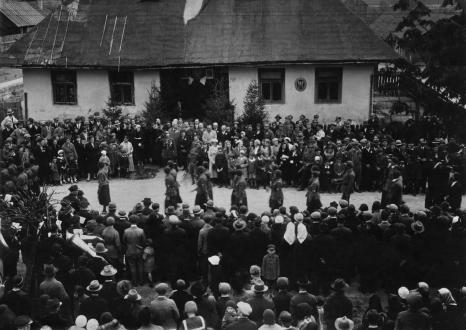Konstytucja 3 Maja w tradycji Rozwadowa