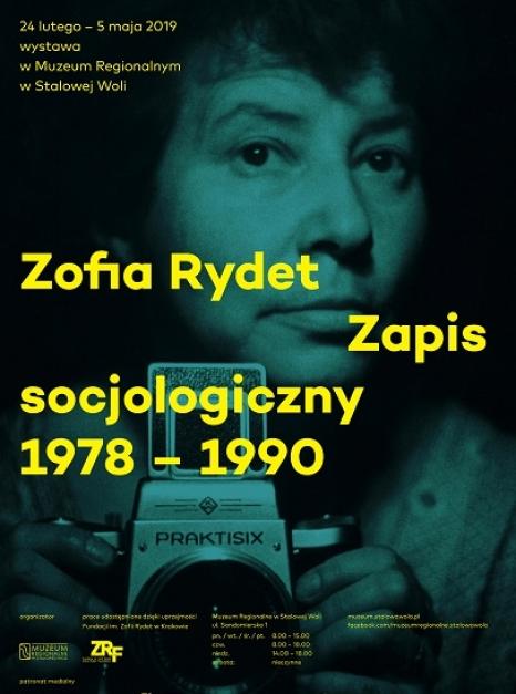 Wystawa fotograficzna Zofia Rydet – Zapis socjologiczny (1978-1990)
