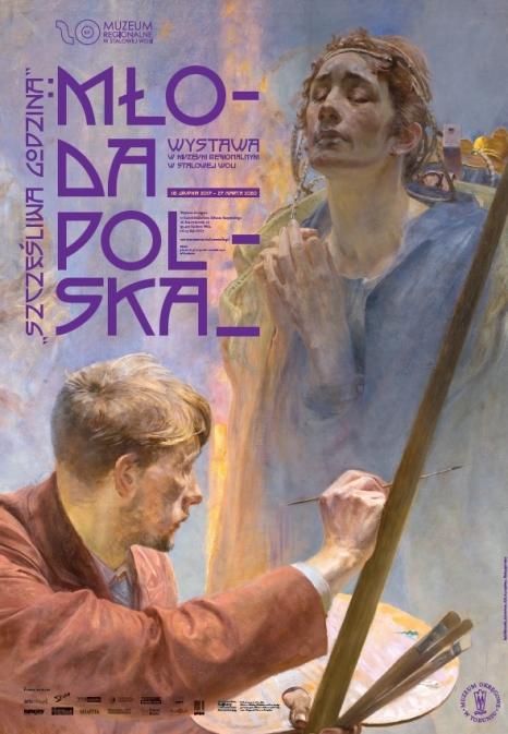 Jacek Malczewski, Artysta i muza, 1898, olej na płótnie, kolekcja prywatna