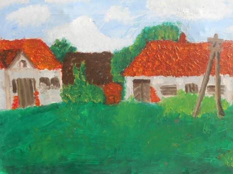 Poplenerowa wystawa malarstwa i rysunku