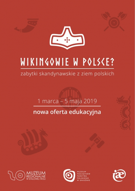Nowy program edukacyjny - Wikingowie w Polsce?