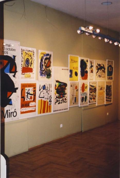 Plakaty Joana Miró