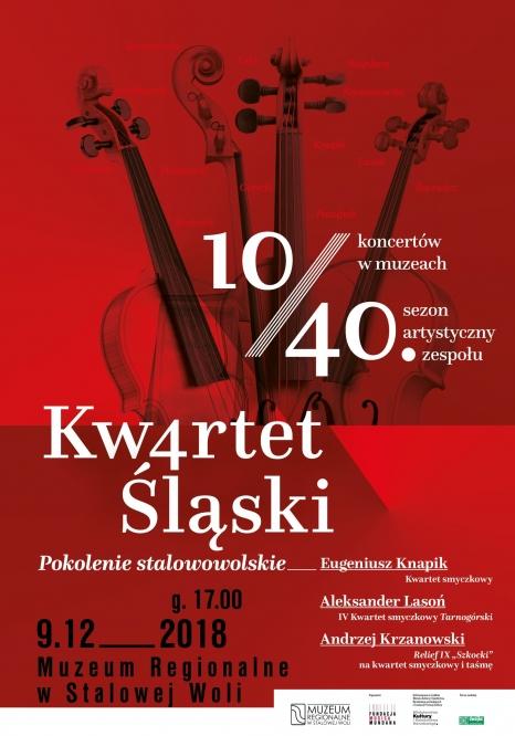 Kwartet Śląski - Pokolenie Stalowowolskie