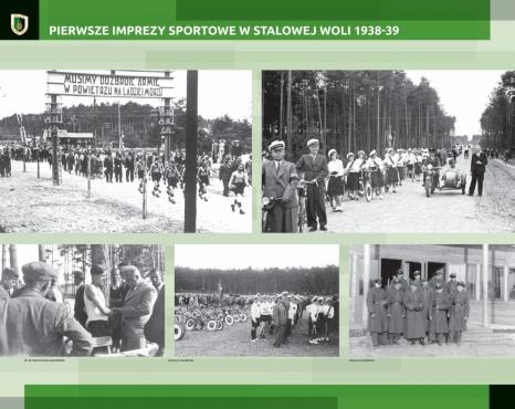 Wspomnienia ze sportowych kronik  ZKS Stal Stalowa Wola, 1938-2018