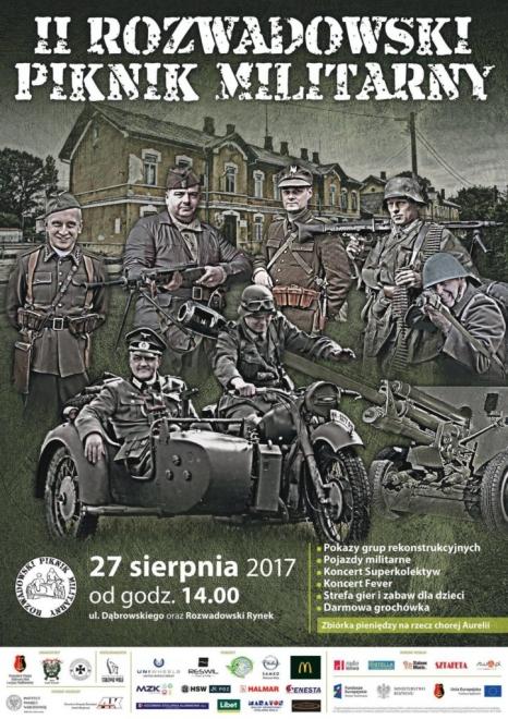 II Rozwadowski Piknik Militarny