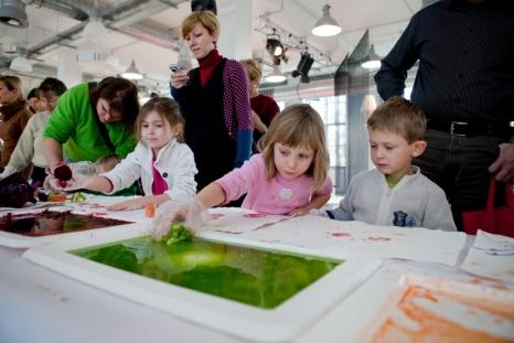 DZIECINADA na Festiwalu Designu i Kreatywności dla Dzieci