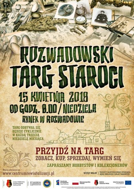 Rozwadowski Targ Staroci