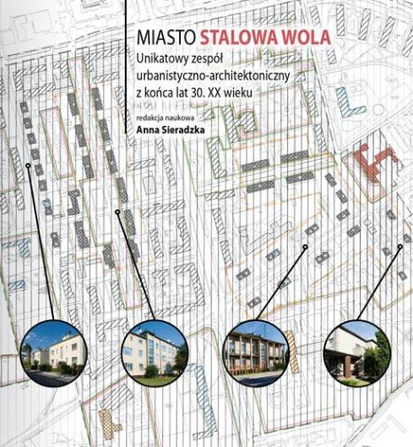 Miasto Stalowa Wola. Unikatowy zespół urbanistyczno-architektoniczny z końca lat 30. XX wieku
