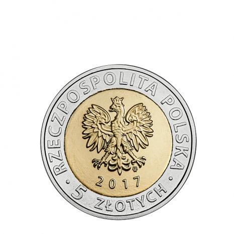 Jubileuszowa moneta dla mieszkańców Stalowej Woli