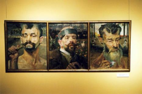 Twórczość Jacka Malczewskiego ze zbiorów Lwowskiej Galerii Sztuki