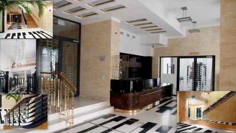 """Zakończenie projektu """"Rewitalizacja przestrzeni publicznej osiedla Śródmieście wraz ze zmianą funkcji części domu gościnnego Hutnik"""""""