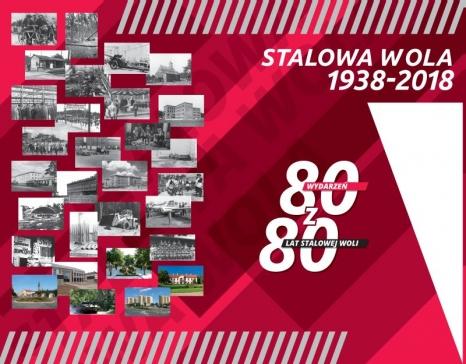 80 wydarzeń z 80 lat Stalowej Woli