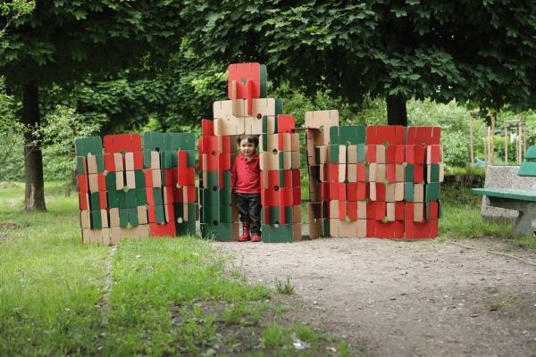 Dziecinada - polski dizajn dla dzieci, Wenecja