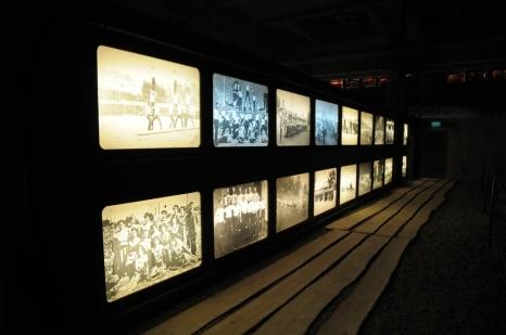 Sport i turystyka na dawnej fotografii