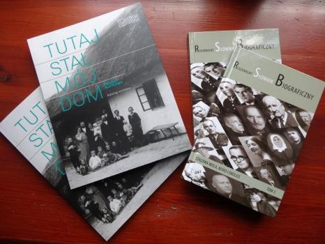 Promocja nowych publikacji Muzeum o tematyce regionalnej
