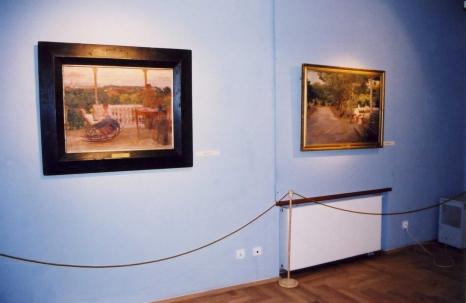 Pejzaż i portret. Malarstwo z Muzeum Sztuki w Odessie