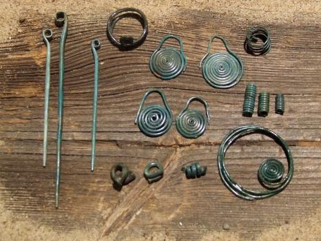 Tarnobrzeska kultura łużycka – przełom epok brązu i żelaza nad dolnym Sanem i Łęgiem: wystawa archeologiczna