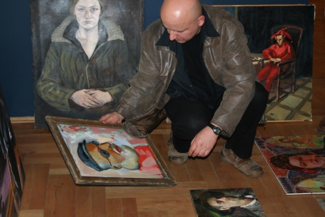Autoportret 2005