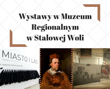 Wystawy dostępne w Muzeum