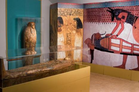 Sekrety mumii egipskich - czyli stąd do wieczności