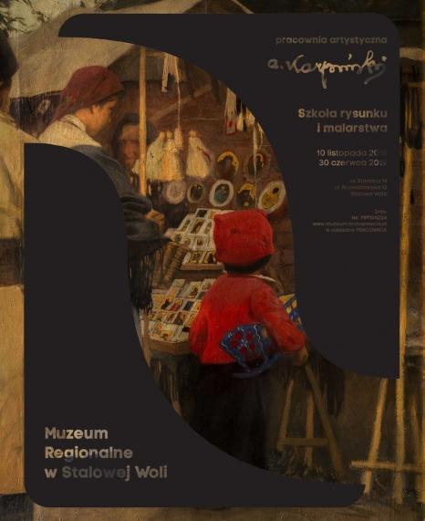 Malarstwo i Mural w Szkole Rysunku i Malarstwa w Stalowej Woli