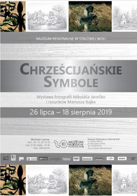 """Wernisaż wystawy pt. """"Chrześcijańskie symbole"""""""