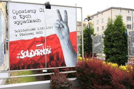 Opowiemy Ci o tych wypadkach. Solidarność 1980 - 1989 w Stalowej Woli.