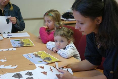 Warsztaty z polską sztuką i kulturą ludową