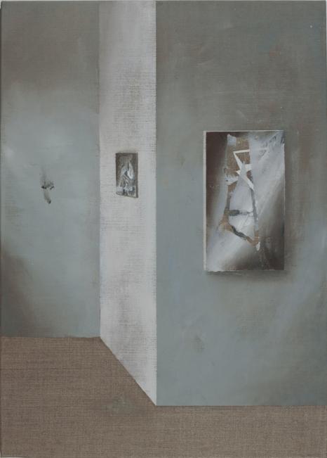 Łukasz Huculak - Hipotezy i hipostazy - wystawa malarstwa