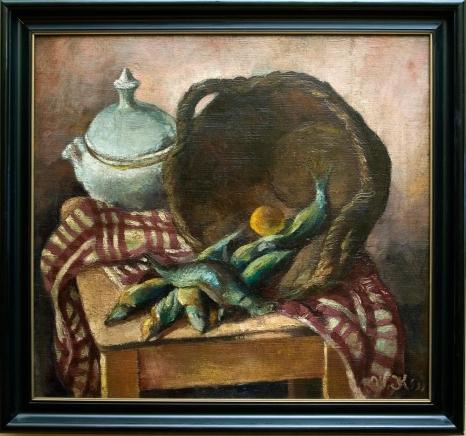 Sztuka polska nowoczesna. Malarstwo-grafika-rzeźba w latach trzydziestych