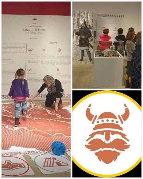 Rodzinna niedziela w Muzeum w świecie wikingów