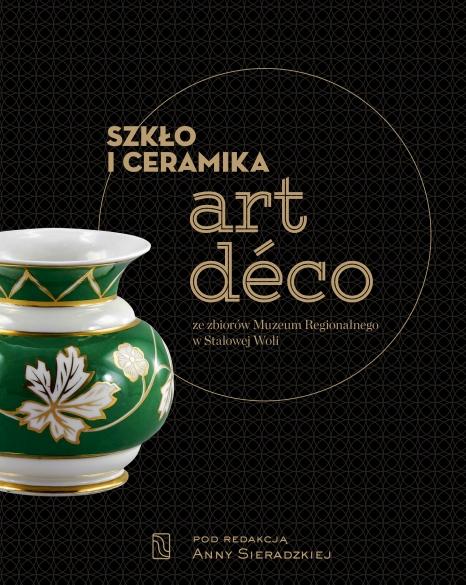 Promocja książki Szkło i Ceramika art déco