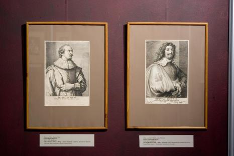 Europejskie osobistości według Antona van Dycka