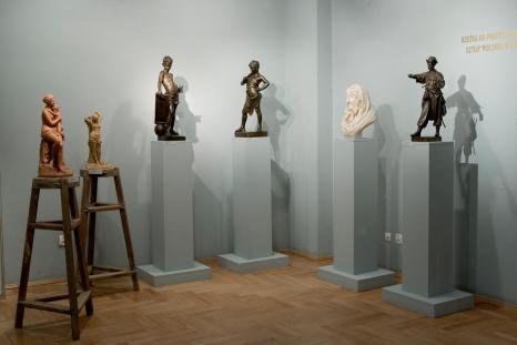 Rzeźba polska XIX wieku w zbiorach Muzeum Narodowego w Krakowie