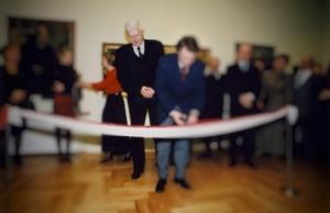 """Zwiedzanie wystawy """"Dzieje wędrującej kolekcji"""" z przewodnikiem"""