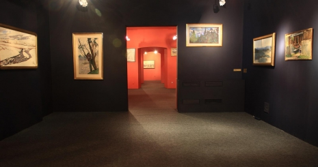 Julian Fałat. Wystawa twórczości artysty.