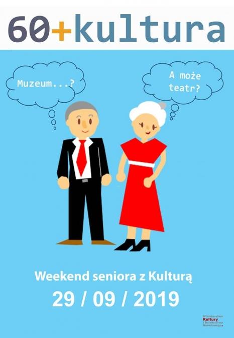 """60+ Kultura"""