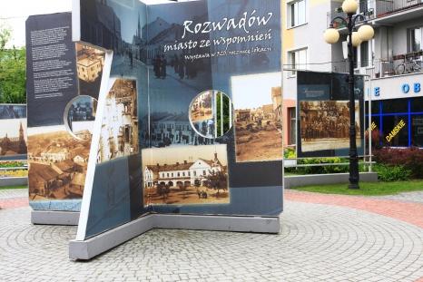 Rozwadów – miasto ze wspomnień – wystawa w 320. rocznicę lokacji.