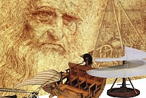 "Educational offer for the exhibition ""Machina Leonardo da Vinci"""