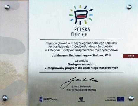 Polska Pięknieje – 7 Cudów Funduszy Europejskich