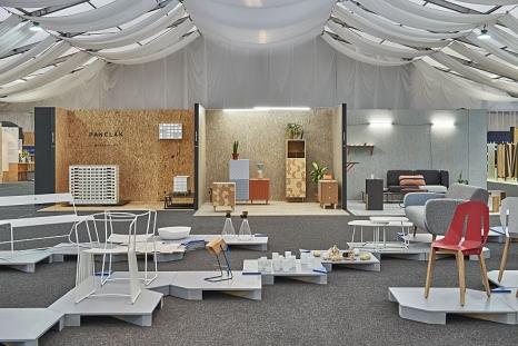 Ekspozycja w Pradze, fot. Kiva, Design Blok