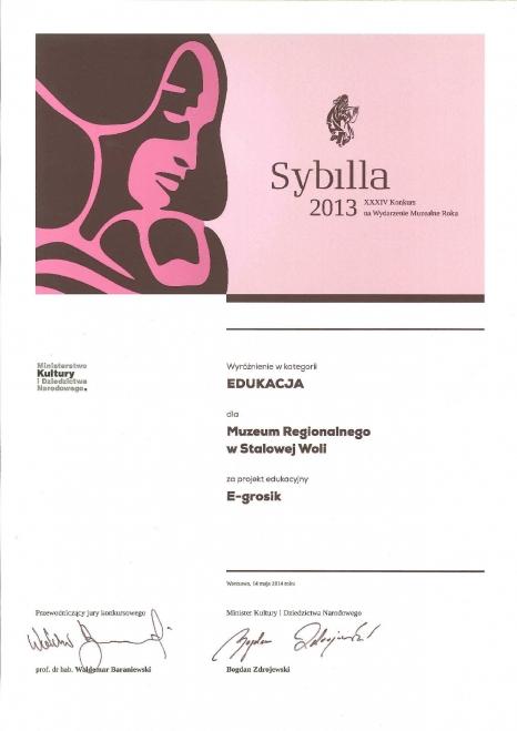 Sybilla 2013