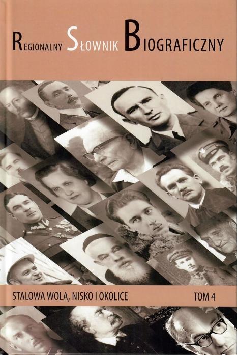 Regionalny Słownik Biograficzny Tom 4