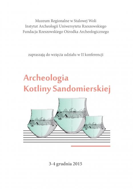 archeologia kotliny sandomierskiej