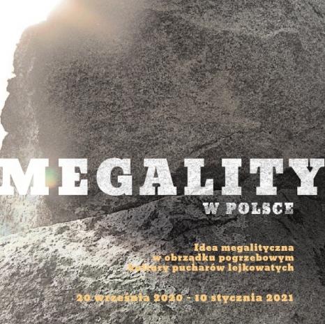 MEGALITY W POLSCE. Idea megalityczna w obrządku pogrzebowym kultury pucharów lejkowatych