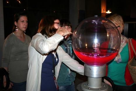 Tajemnice fizyki - wystawa interaktywna