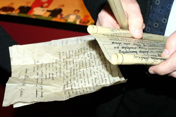 Listy z przeszłości